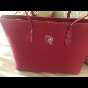 New Tote Bag. Joy Mangano RFID protected